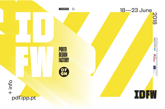 IDFW 2018 - International Design Factory Week